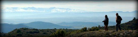 Panorámica desde el cerro del Buitre