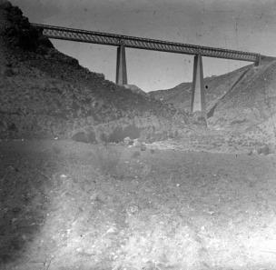 El viaducto del Salado