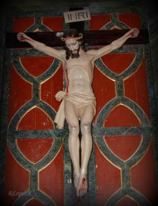 Crucificado de Sánchez Mesa