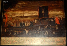 Milagro del Sudor. S XVII.