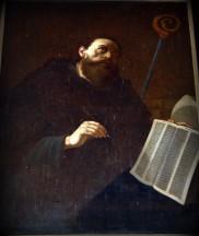 San Agustín. S. XVII