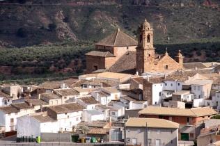 el casco histórico de Cabra. Fuente: Julio A. Cerdá