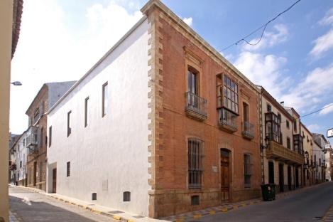 La casa de Cerdá y Rico. Fuente: Julio A. Cerdá
