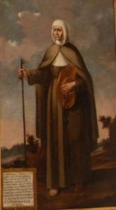 Retrato de la madre Marta de Jesús (hospital del Pozo Santo). Fuente: propia.