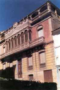 Casa de los Olmedo (s. XX). Fuente: propia.
