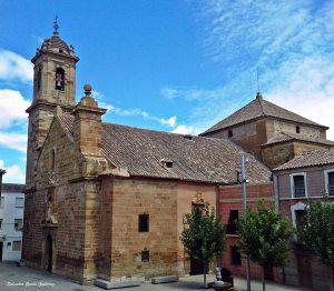 Parroquia de N. S. de la Expectación y Santuario del Cristo de Burgos. Fuente: Salvador Guidú Gutiérrez.