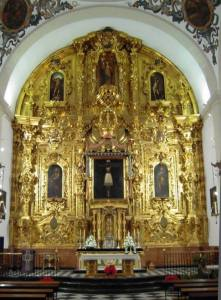 Retablo Mayor (s XVIII)