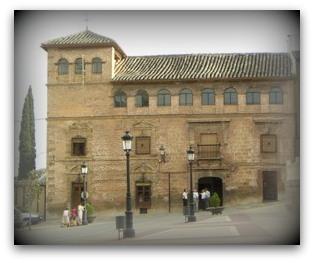 La Casa Grande (s XVII). Barroco-Mudéjar.