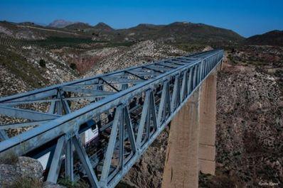 Viaducto del Salado. Fuente: Ramón Rivera Juárez.