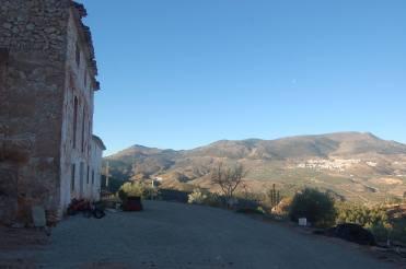 Puerta del cortijo de la Higueruela