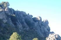 Riscos del cerro de la Umbría