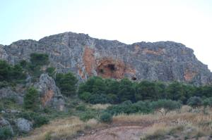 La cueva de la Graja