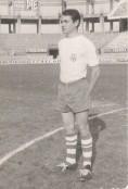 Antonio Raya Pugnaire. Partido con selección andaluza juvenil (1966) primer jugador federado en Granada que participó con la selección andaluza. Fuente: Juan A. Díaz en Revista Contraluz.